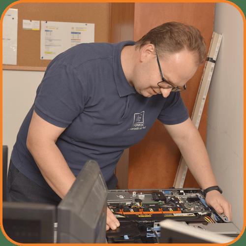 Správa počítačov a výpočtovej techniky