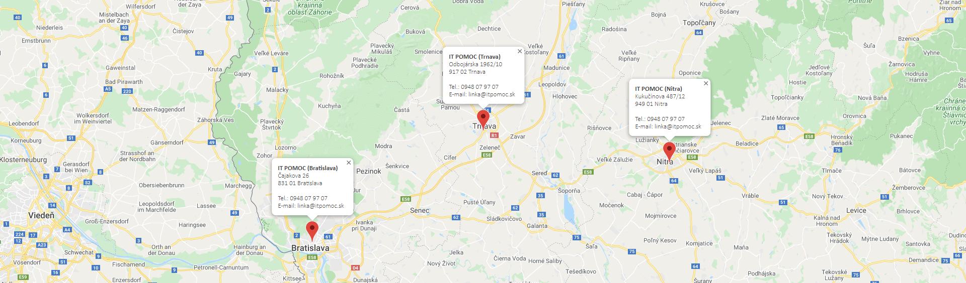 IT POMOC, Čajakova 26, 831 01 Bratislava